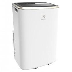 Enkel og neutralt aircondition anlæg, der er flytbart