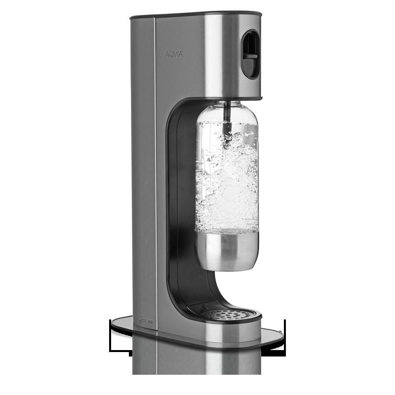 AQVIA dansk vands maskine i rust frit stål